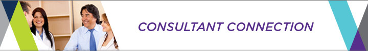 Consultant Connection header